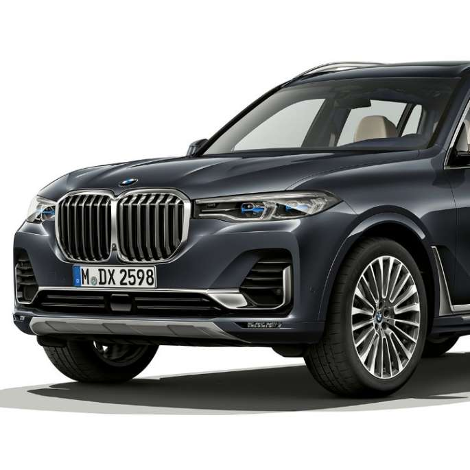Studijski snimak BMW-a X7 Design Pure Excellence